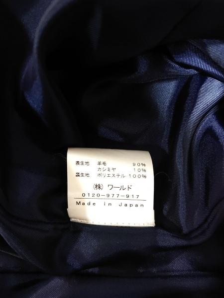 INDIVI(インディビ) コート サイズ38 M レディース ダークネイビー 4
