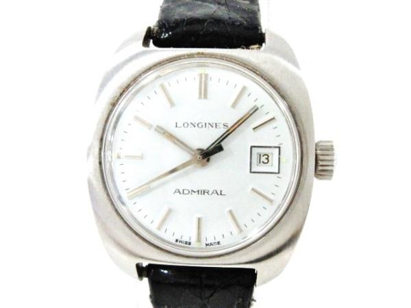 LONGINES(ロンジン) 腕時計 ADMIRAL - レディース 白
