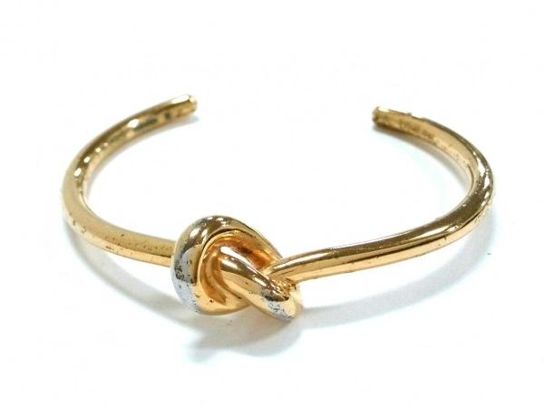 CELINE(セリーヌ) バングル 金属素材 ゴールド