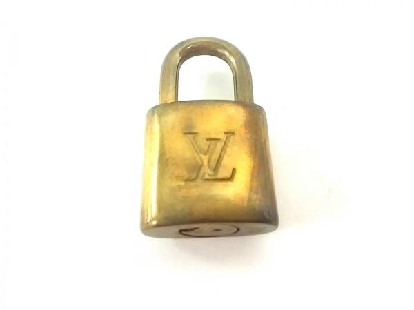 LOUIS VUITTON(ルイヴィトン) 小物 パドロック R10000 ゴールド 真鍮