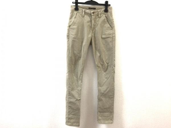 NudieJeans(ヌーディージーンズ) パンツ サイズW26L30 メンズ ベージュ