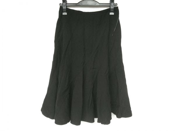 tricot COMMEdesGARCONS(トリココムデギャルソン) スカート サイズM レディース 黒