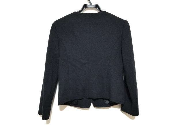 23区(ニジュウサンク) ジャケット サイズ42 L レディース美品  黒