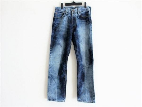 BRUNABOINNE(ブルーナボイン) ジーンズ サイズ1 S メンズ ブルー