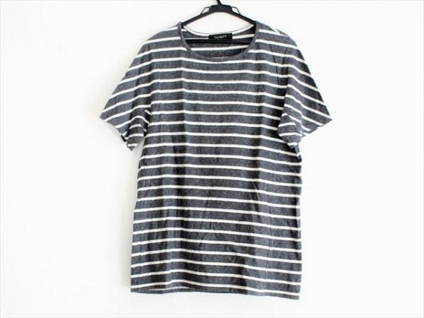 Varde77(バルデセブンティセブン) 半袖Tシャツ サイズ3 L メンズ美品  ボーダー