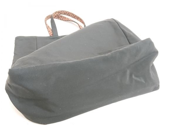 BOTTEGA VENETA(ボッテガヴェネタ) トートバッグ - 黒 ナイロン