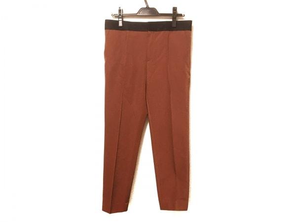DRESSTERIOR(ドレステリア) パンツ サイズ40 M レディース ブラウン×黒