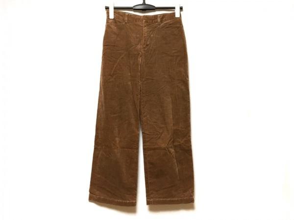 23区(ニジュウサンク) パンツ サイズ32 XS レディース ブラウン