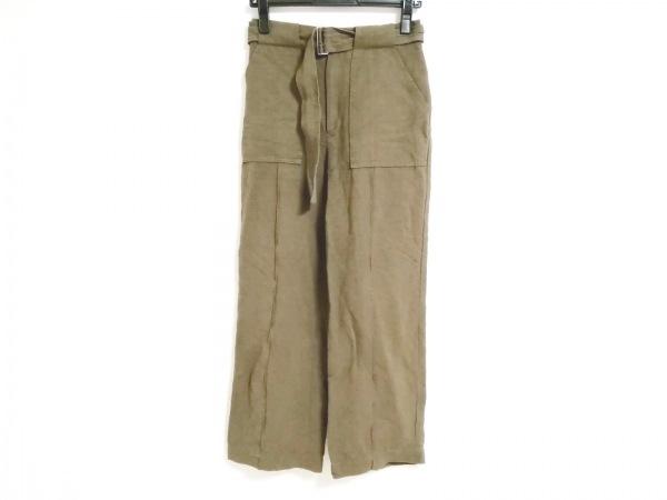 DRESSTERIOR(ドレステリア) パンツ サイズ36 S レディース ダークグリーン