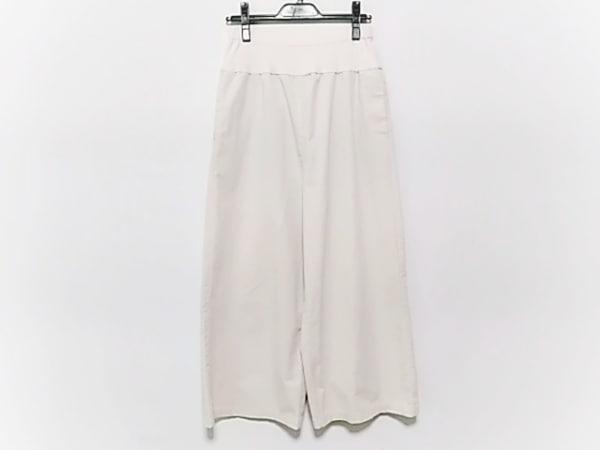 BEARDSLEY(ビアズリー) パンツ サイズF レディース ライトグレー
