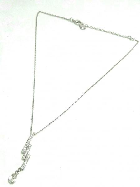 SWAROVSKI(スワロフスキー) ネックレス美品  シルバー 2