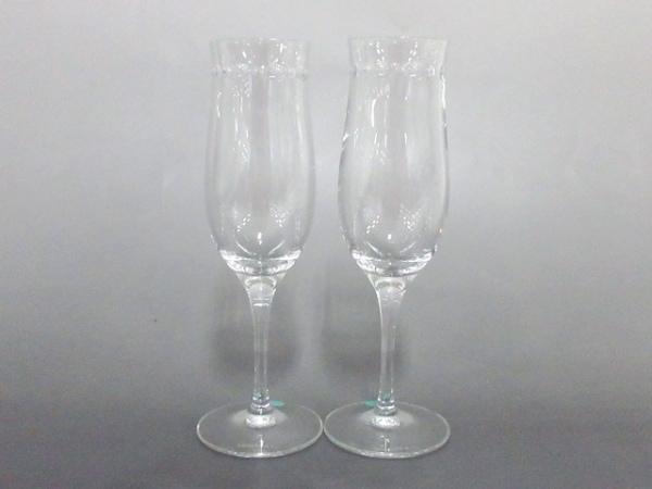 TIFFANY&Co.(ティファニー) ペアグラス新品同様  - クリア ガラス
