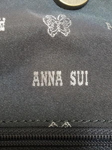 ANNA SUI(アナスイ) トートバッグ 白 合皮