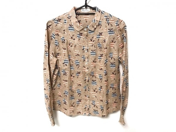 Sally Scott(サリースコット) 長袖シャツ サイズ9 M レディース美品
