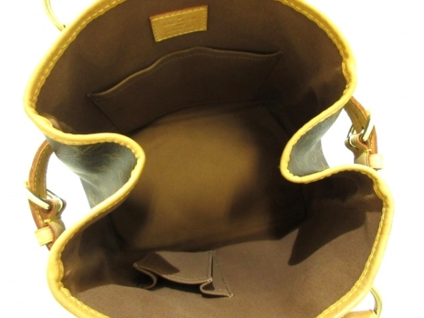 LOUIS VUITTON(ルイヴィトン) トートバッグ モノグラム バティニョール M51156