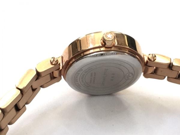 スタージュエリー 腕時計美品  - レディース ラインストーンベゼル シルバー