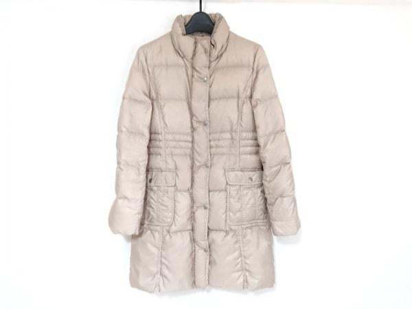 クリアインプレッション ダウンコート サイズ3 L レディース ベージュ 冬物