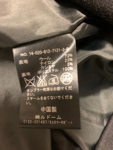 IENA SLOBE(イエナ スローブ) コート サイズ36 S レディース 黒 冬物