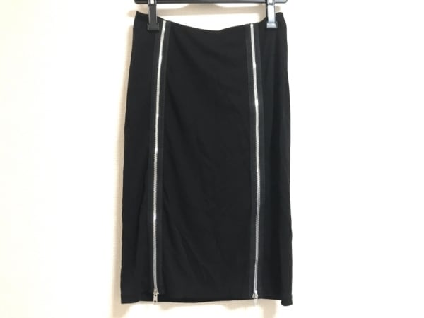 JeanPaulGAULTIER(ゴルチエ) スカート サイズ38 M レディース美品  黒