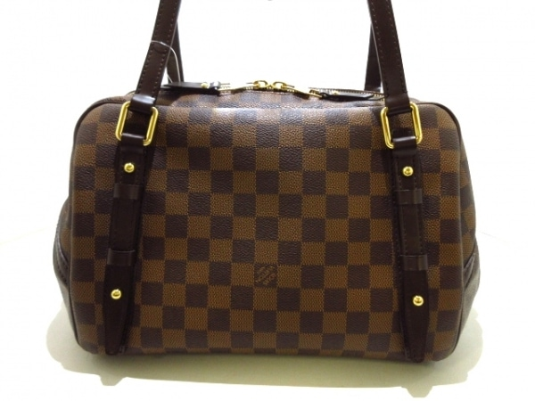 LOUIS VUITTON(ルイヴィトン) ショルダーバッグ ダミエ リヴィントンGM N41158 エベヌ