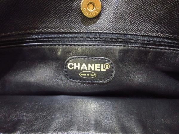 CHANEL(シャネル) ショルダーバッグ - 黒 レザー 7
