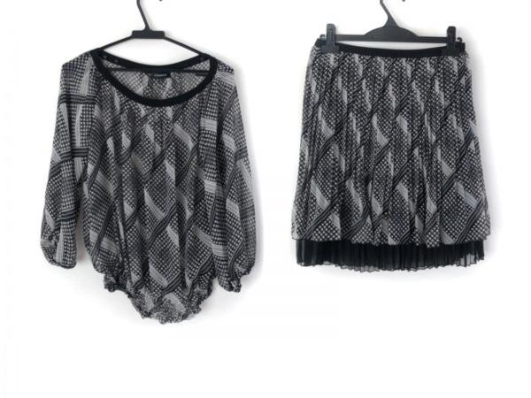 FRAGILE(フラジール) スカートセットアップ サイズ38 M レディース美品  チェック柄