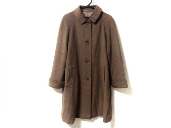 Burberry's(バーバリーズ) コート サイズ40 M レディース美品  ブラウン 冬物