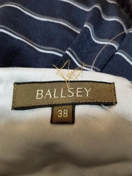 BALLSEY(ボールジー) ワンピース サイズ38 M レディース美品  ボーダー