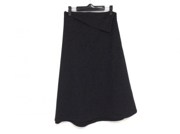 Y'sbisLIMI(ワイズビスリミ) ロングスカート サイズS レディース 黒