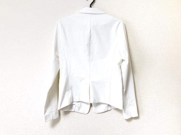 GOUT COMMUN(グーコミューン) ジャケット サイズ36 S レディース 白 2