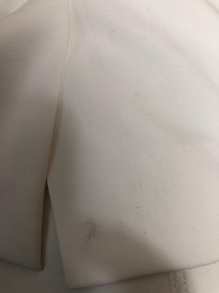GOUT COMMUN(グーコミューン) ジャケット サイズ36 S レディース 白 9