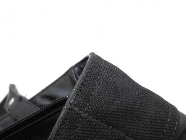 CHANEL(シャネル) トートバッグ パリビアリッツトートPM 黒 ココマーク/シルバー金具