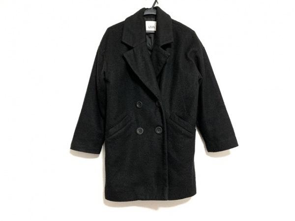 GYDA(ジェイダ) Pコート サイズF レディース美品  黒