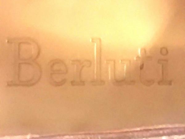 berluti(ベルルッティ) シューズ 8 1/2 メンズ美品  ブラウン レザー