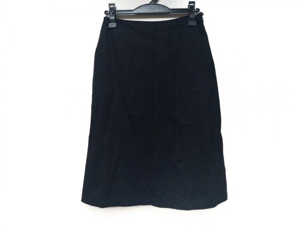 JILSANDER(ジルサンダー) スカート サイズ34 XS レディース 黒