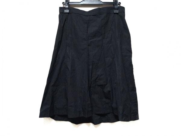 JILSANDER(ジルサンダー) スカート サイズ34 XS レディース - 黒