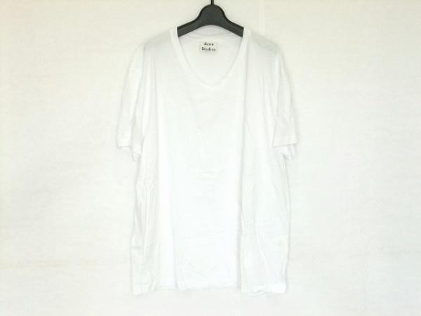 ACNE STUDIOS(アクネ ストゥディオズ) 半袖Tシャツ サイズM メンズ 白