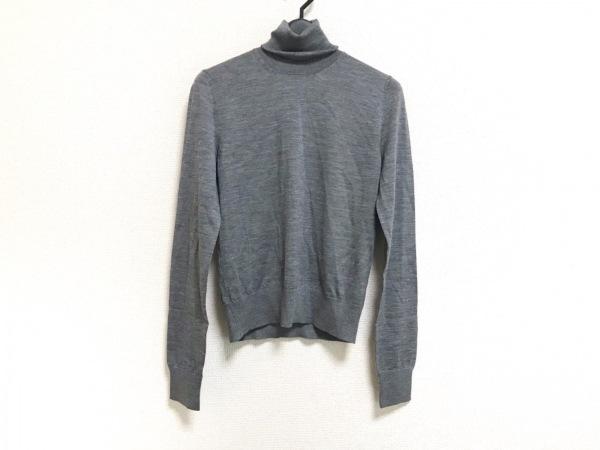 ドルチェアンドガッバーナ 長袖セーター サイズ42 XS メンズ美品  ダークグレー