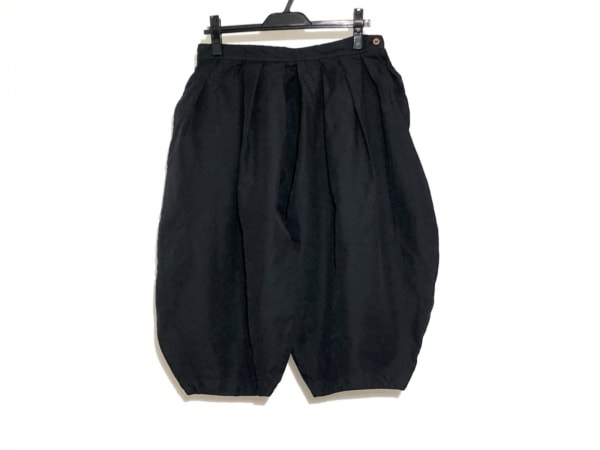 コムデギャルソン コムデギャルソン パンツ サイズS レディース 黒 サルエル