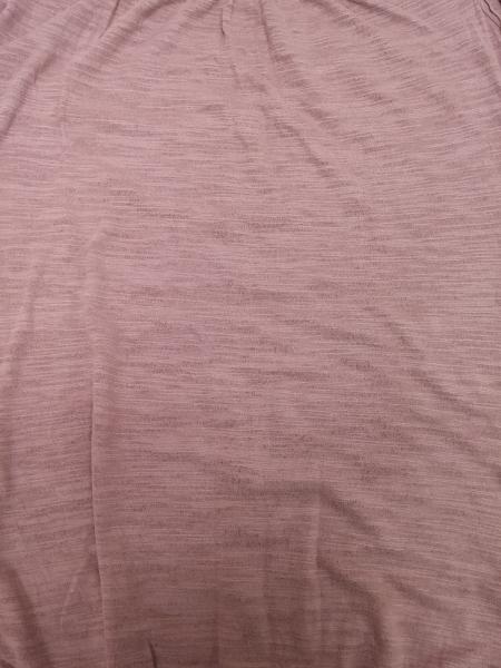 JOCOMOMOLA(ホコモモラ) ワンピース サイズ40 XL レディース美品  ピンク×ベージュ