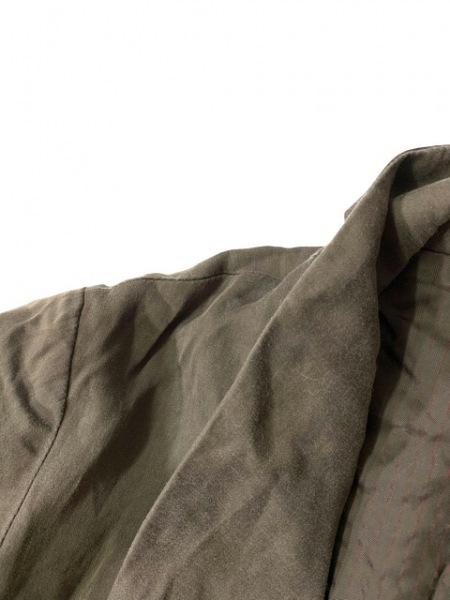 GALLARDAGALANTE(ガリャルダガランテ) ジャケット サイズF レディース ダークグレー