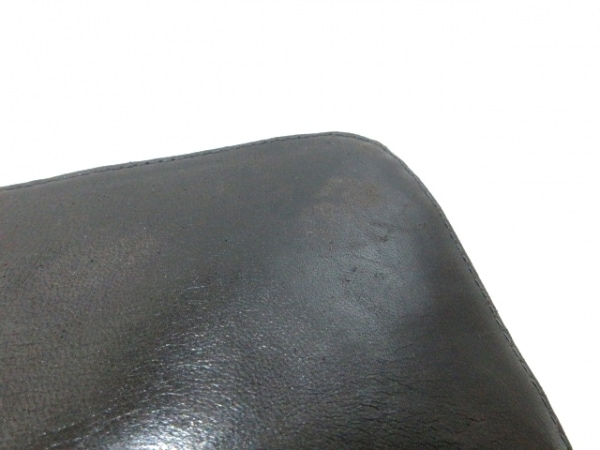 CHANEL(シャネル) ビジネスバッグ マトラッセ 黒 ゴールド金具 エナメル(レザー)