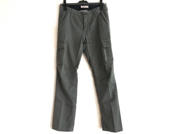 JACOB COHEN(ヤコブコーエン) パンツ サイズ29 メンズ新品同様  カーキ