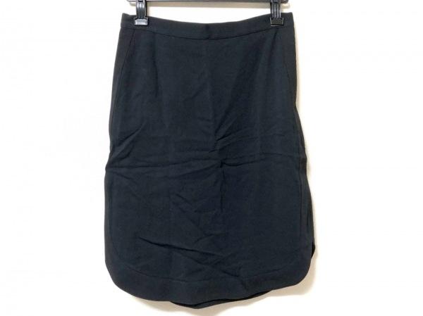 GIVENCHY(ジバンシー) スカート サイズ38 M レディース美品  黒