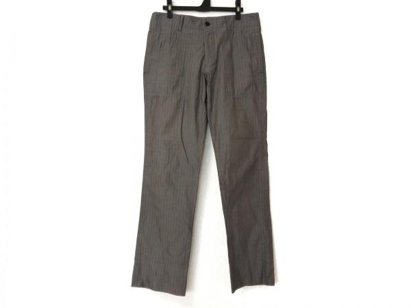 CalvinKlein(カルバンクライン) パンツ メンズ グレー ストライプ