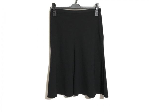モスキーノ チープ&シック スカート サイズUSA 4 レディース美品  黒
