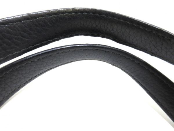 GUCCI(グッチ) トートバッグ ソーホーセラリウス 282309 黒 レザー