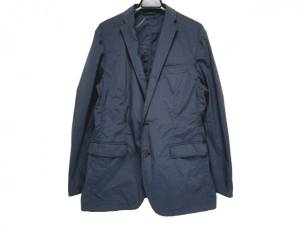 ジョセフオム ジャケット サイズ48 XL メンズ - - ダークネイビー 長袖/春/秋