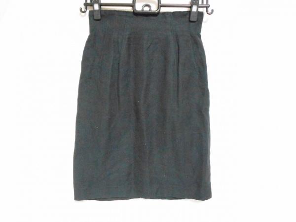 JeanPaulGAULTIER(ゴルチエ) スカート サイズ9 M レディース 黒