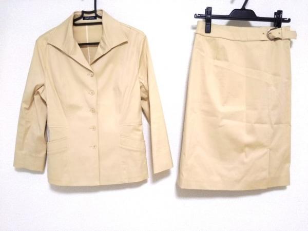 NEW YORKER(ニューヨーカー) スカートスーツ レディース アイボリー